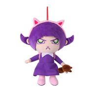 Cheap Unisex LOL games plush dolls Best Big Kids Anime & Comics Dark Child Annie Plush Toys
