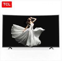 Wholesale TCL inches r eye curvature NTSC high color gamut android intelligent TV full hd TV resolution