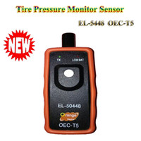 Wholesale Arrival Tire Pressure Monitor Sensor TPMS Activation Tool OEC T5 EL For SPX GM Tools Car Vehicle Auto Automotive Test Tool