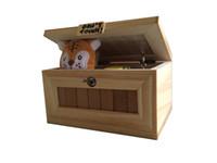 Wholesale Don t Touch Useless Box Leave Me Alone Machine Decorative durable endless fun Cute Tiger Surprises Most