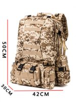 Wholesale polyester tractical backpacks real man cs outdoor bags necessary part of tactical gear