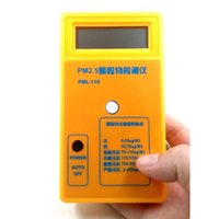 Wholesale PM2 detector pm2 tester Air quality detector Haze tester Dust Tester Sensitive sensor Accurate and reliable Rapid Reaction