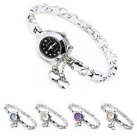 beautiful titanium watch - Exquisite beautiful high end KIMIO girl bracelet watch suitable for all kinds of banquet occasions school friends gifts the best choice