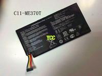 Wholesale Orig Genu type C11 ME370T for ASUS Nexus Battery mAh V C11 ME370T Batery For google nexus7 Battery