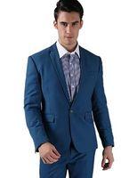 best fashion boutique - Fashion Boutique Suit Groom Tuxedos Groomsmen Custom Made Men s Formal Suit Slim Fit Best Man Suit Wedding Men s Suits Bridegroom
