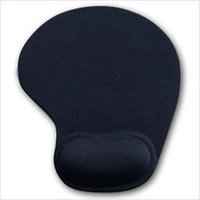 Wholesale Cloth Wrist Rubber Non slip Design Mouse Pad With Wrist Support
