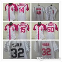 adam dunn - 2016 New NWT Paul Konerko Women Jersey Pink Chicago White Sox Jersey Woman Baseball Jersey Ladies Gordon Beckham Women Jersey Adam Dunn