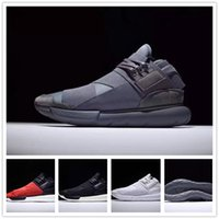 Wholesale Y High Grey Men and Women Running Sneaker Shoes