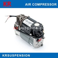air suspension bmw - KR New OEM Quality Air Suspension Compressor Pump For BMW X5 E53 w Corner Leveling
