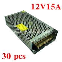 Wholesale CE approved V15A W Switching Power Supply Adapter LED Strip Light Tranformer V AC110V V