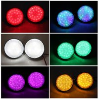 Wholesale Modified motorcycle reflector lamp accessories YAMAHA wildfire lamp LED lights brake lights tail lights