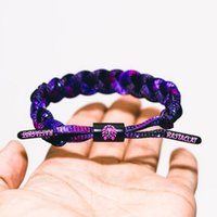 rastaclat - 7 Colors Rastaclat Galaxy Shoelace Bracelet Wristband Adjustable Ties CM POLYESTER ONE SIZE FITS MOST