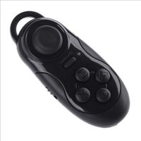 Wholesale Multi function Smart Bluetooth Selfie Remote Control Gamepad Wireless Mouse For IOS Android PC Bluetooth Controller High Quality VR Games