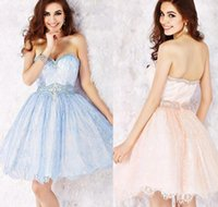 Cheap Short Prom Dresses 2016 Best Sexy ball gown