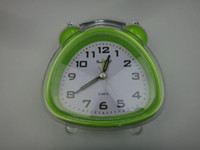Wholesale Green electrical alarm clock simple version cm fast