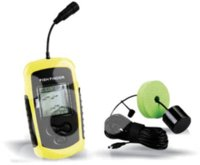Wholesale Hot Sale Cheap Portable Sonar LCD Alarm M AP Ice Fish Finder Fish Finders Cheap Fish Finders