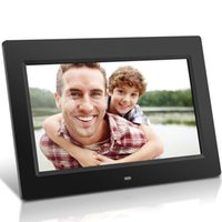 alarms metal cans - 9 inch LCD screen PIN LED digital photo frame portable DVD LCD screen can be equipped with LCD driver