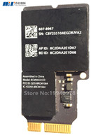 Wholesale Freeshipping For i MAC quot quot A1418 A1419 BCM94331CD Wireless Wifi Card BCM4331 a b g MOQ