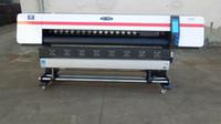 achat en gros de autocollants machines d'impression-1.8m 1440dpi Machine d'impression d'autocollant de vinyle d'imprimeur de haute précision de solvants d'Eco