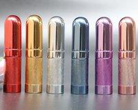 Wholesale High Quality ML Metal Aluminum Empty Glass Perfume Bottle Travel Bottles perfume Atomizers Makeup Spray Bottle