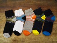 Wholesale 5pairs Fashion Style Hot Sale Men s Cotton Socks Calcetines Socks Stripe Socks Men Socks Calcetines Hombre