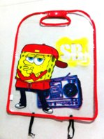 Wholesale 2015 New Environmental Thicken PVC Auto Car Back Seat Protector For Kids Travel Cheap car style