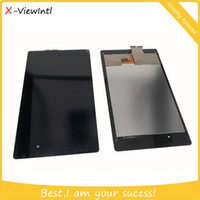 asus lcd screens - Original Quality Tablet Screen Replacement for Asus Google Nexus LCD Assembly st nd Generation