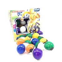 big ball toy - 36Pcs ABS classic Action Anime Figures Poke balls PokeBall Fairy Ball Super Ball Master Ball Kids Toys Gift in stock