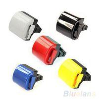 Wholesale Rotating Electronic Loud Bike Horn Cycling Handlebar Alarm Ring Bicycle Bell