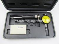 al por mayor indicador de cuadrante orificio-Venta al por mayor de alta calidad 10-18m m de calibre de taladros de esfera con indicador de 0-3mm
