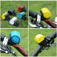 Wholesale Ultra loud MTB Road Bicycle Bike Electronic Bell Ring Horn Cycling Hooter Siren Accessory