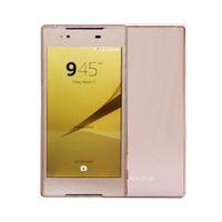 5,5 pulgadas SN Z5 1: teléfono celular inteligente 1 XPERIA móvil MTK6572 Cámara de doble núcleo Android 3G 512M RAM de 4 GB ROM 2MP + 5MP abrió la caja sellada