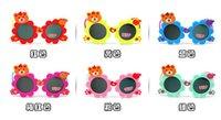 Cheap PC sunglasses for kid Best Beach pig cartoon sunglasses