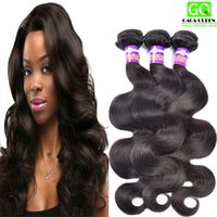 beauty wave quality - 8A Best Quality Brazilian Body Wave Hair Weft Virgin Remy Human Hair Weaves Bundle Deals Real Brazilian Hair Bundles Hot Beauty Products