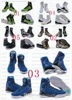 basket christmas - 18 Colours With Box Kobe KB IX Elite Black Mamba Blackout Christmas High Men Basketball Sport Shoes
