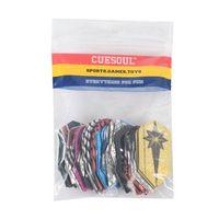 Wholesale CUESOUL Price Set Slim Dart Flights Multi color selection For Soft Tip Darts