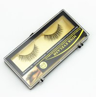 Wholesale 10 Pairs Natural Long False Mink Eyelashes Soft Fake Eye Lash Party Makeup Healt Beauty Make Up False Eyelashes