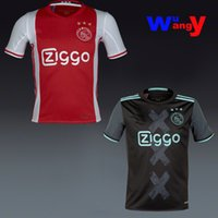 ajax shipping - Free ship Ajax Home away Rugby Jerseys AAA quality customs Item have Video seaso