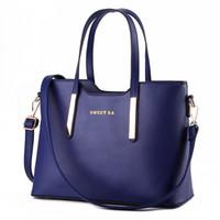 Wholesale 2016 new fashion handbags Large Ladies Handbag Crossbody retro fashion shoulder bag