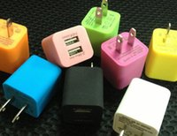 polished rocks - On sale days A wall charger dull polish surface A A dual usb home charger