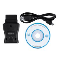 Wholesale Clear Stock PIN DDL Code Reader OBD USB Interface Scanner Diagnostic Scan Tool for Nissan for Windows PC