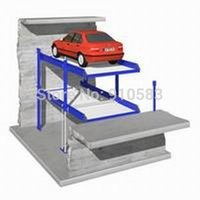 Wholesale Hydraulic Pit Parking Lift For Cars tons