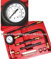 automotive body tools - TAIT0017 Gasoline Fuel Injection Pump TO PSI Pressure Tester TOOL KIT GM THROTTLE BODY SYSTEMS