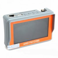 Wholesale fullfunction Portable AHD TVI CVBS Ahd Tvi Cvbs Camera Tester P CCTV Camera Tester Inch LCD Video Test V Power Output Cable Test