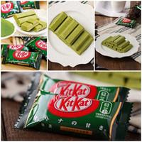 apple tea bags - tiny bag Japanese Kit Kat Chocolate Flavors for choose apple pie pumpkin black chocolate milk green tea cheese Grilled cheese