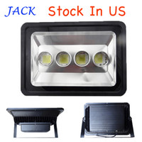 Wholesale AC85 V W W W LED Floodlight Outdoor LED Flood light lamp waterproof LED Tunnel light lamp street lapms