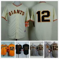 Wholesale SF Giants Joe Panik Jersey Cream Home Orange Black Gray Stitched Joe Panik Men San Francisco Giants Baseball Jerseys