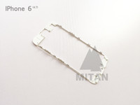 Wholesale Hight quality New LCD Frame LCD Holder Middle Bezel Digitizer Frame With hot glue For iPhone s