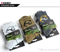 Wholesale 2016 pairs Brand Outdoor Socks For Men Autumn Winter Men s Calze Coolmax Moisture Skate Socks Medias Men Socks