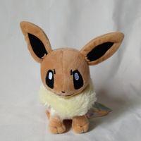 Wholesale 15CM Poke Plush toys inch Pikachu dolls Jolteon Umbreon Flareon Eevee Espeon Vaporeon Kids Christmas gifts Free EMS